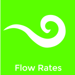 flow rate conversions