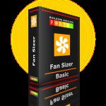 fan sizing basic box